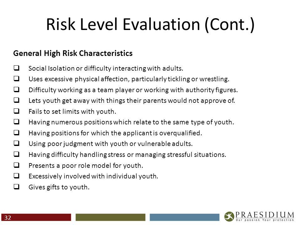 Supervising for Safety: Abuse Risk Management for Supervisors