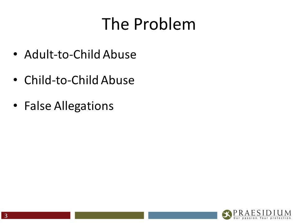 The Solution: Praesidium Safety Equation™