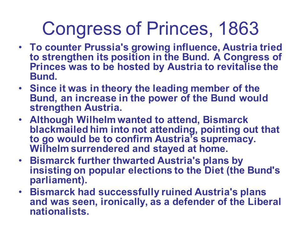Congress of Princes, 1863