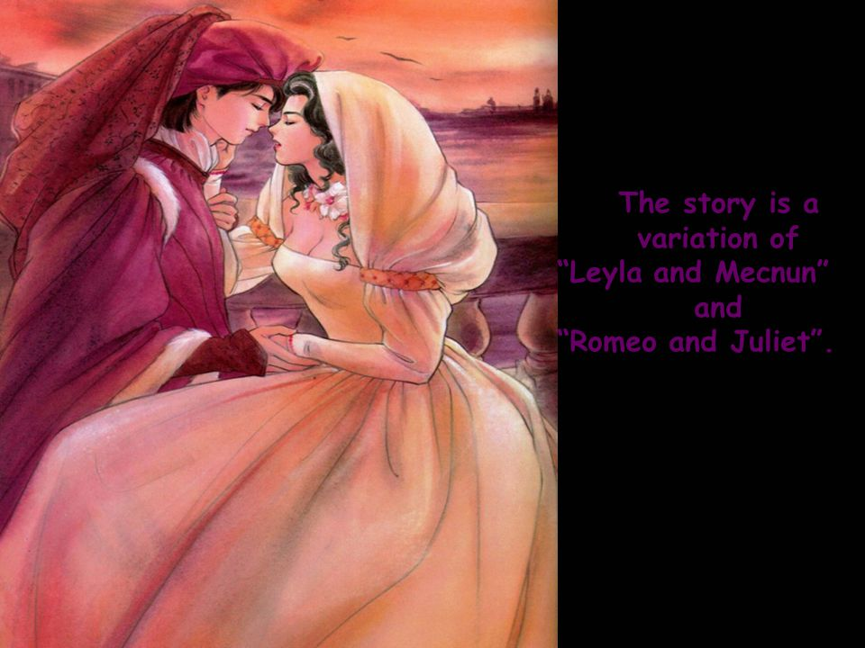 The story is a variation of