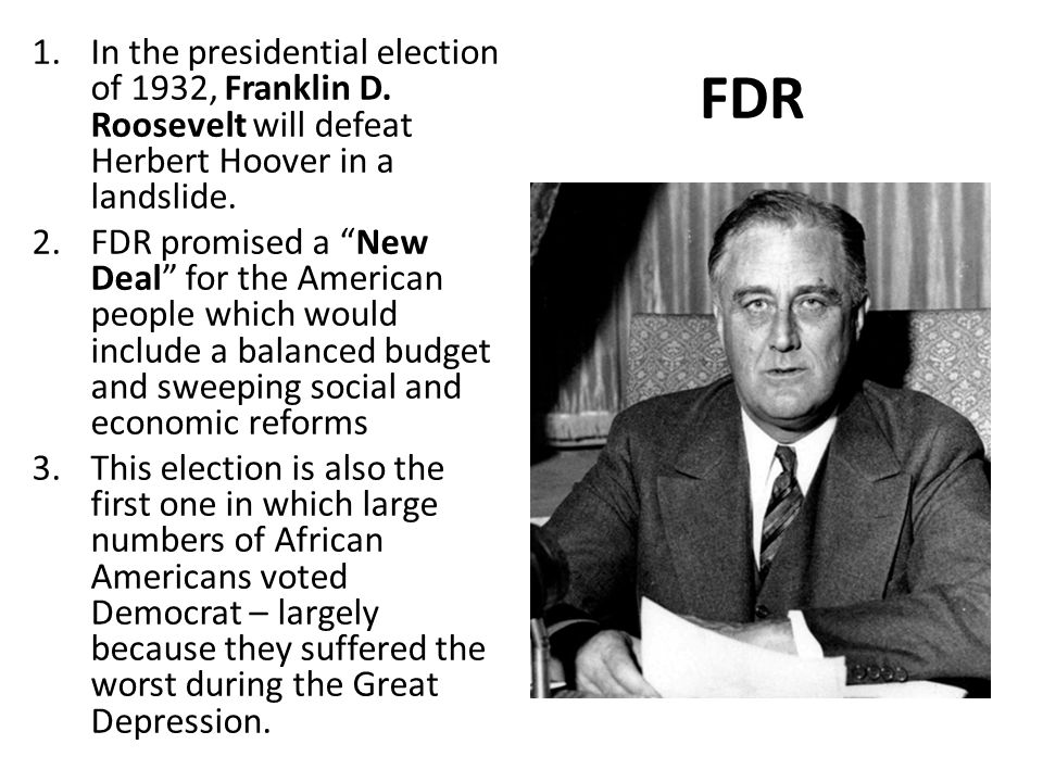 an analysis of franklin d roosevelt during the great depression 7-11-2012 what do an analysis of franklin d roosevelt during the great depression franklin roosevelt and president barack obama have in common taking everything.