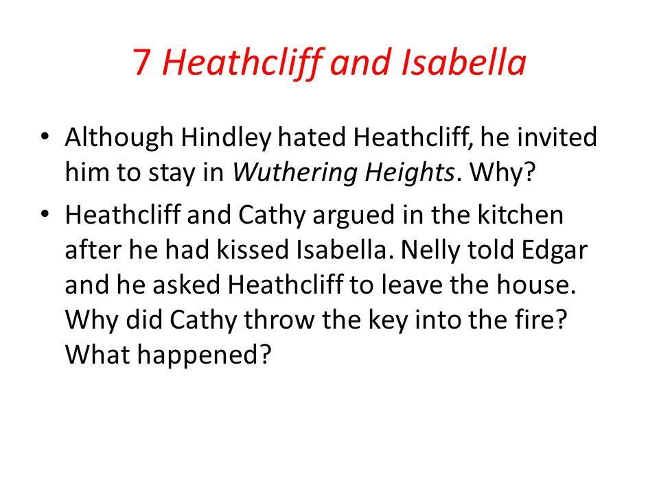 7 Heathcliff and Isabella