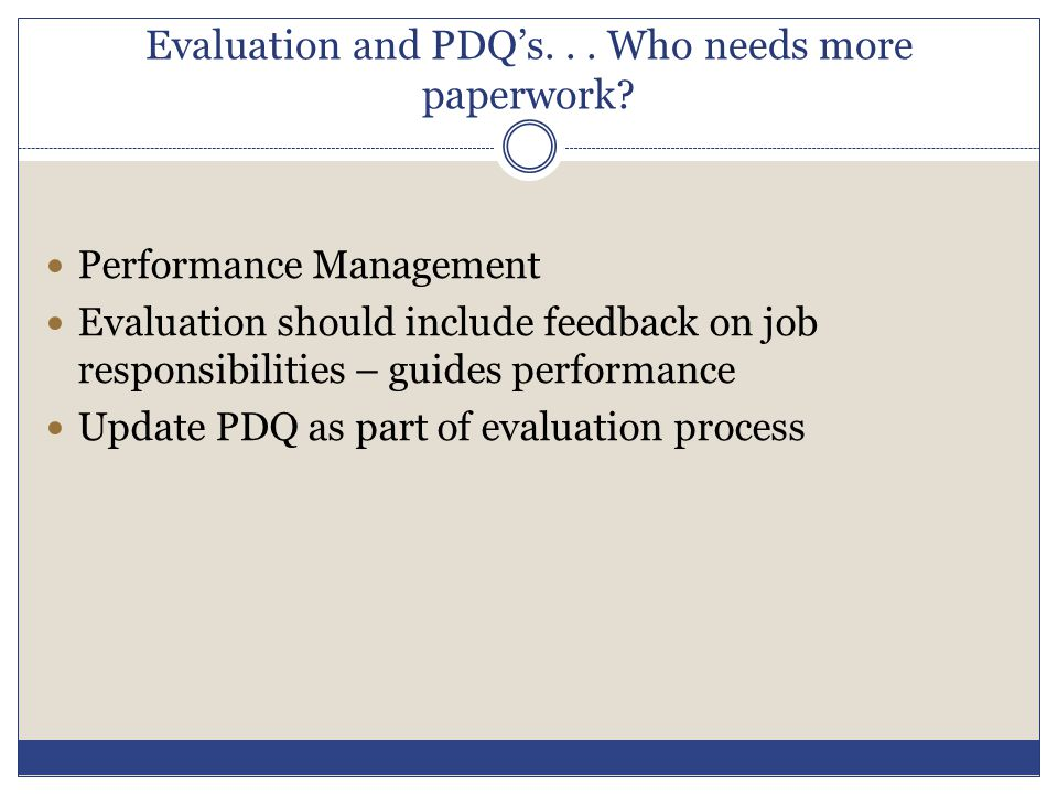 Administrative Faculty Evaluation Workshop Ppt Download