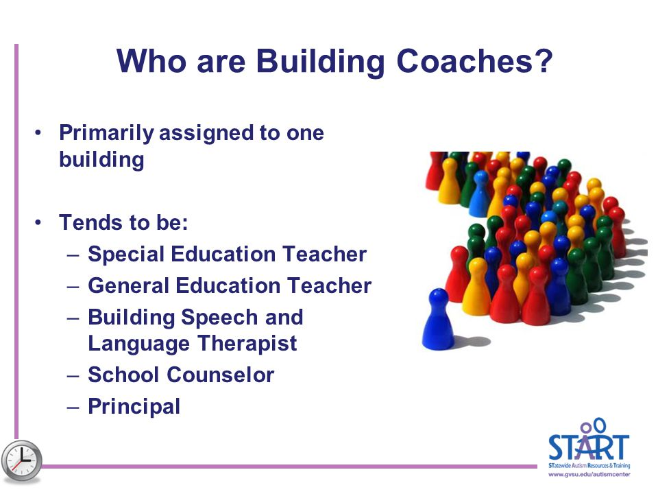 Who are Building Coaches