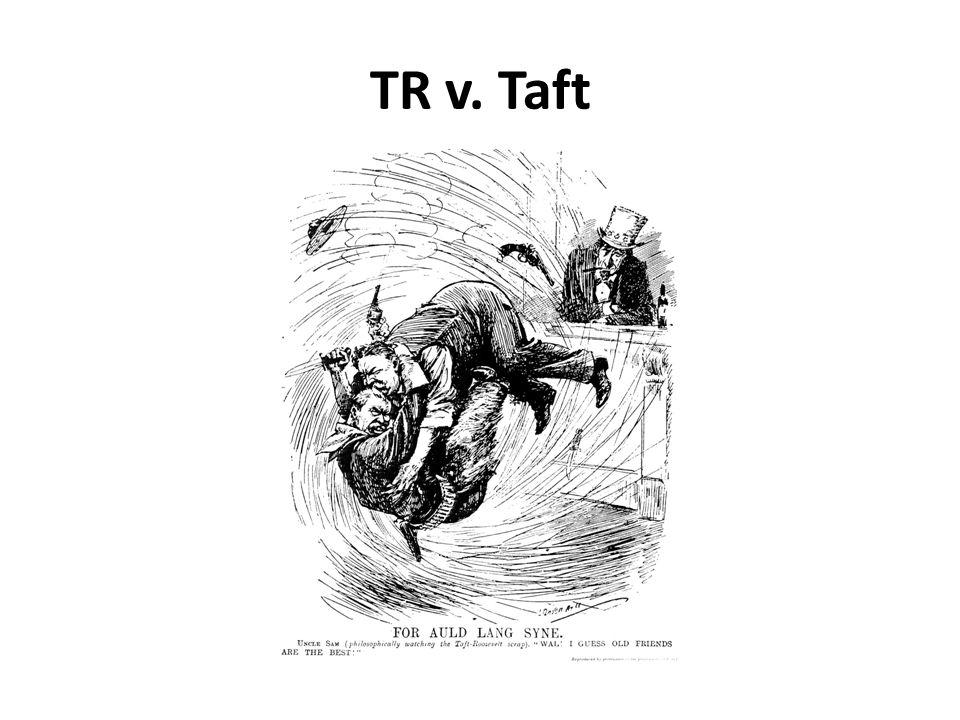 TR v. Taft