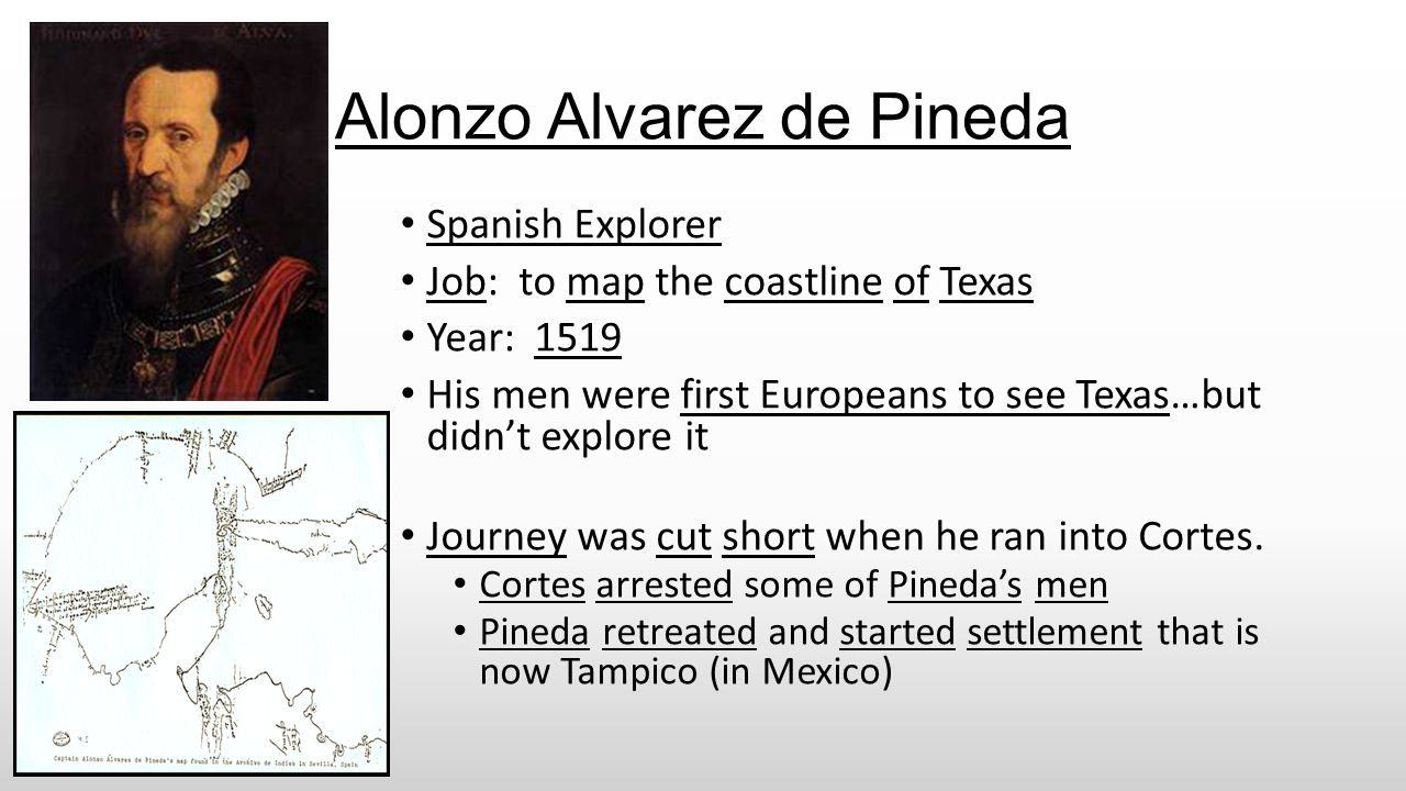 Alonzo Alvarez de Pineda