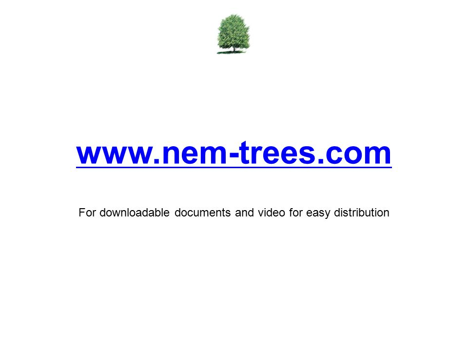 For downloadable documents and video for easy distribution