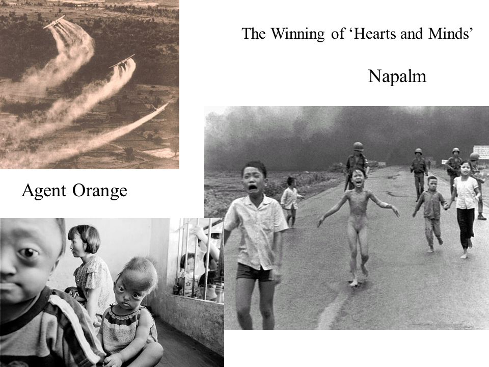 The Winning of 'Hearts and Minds'