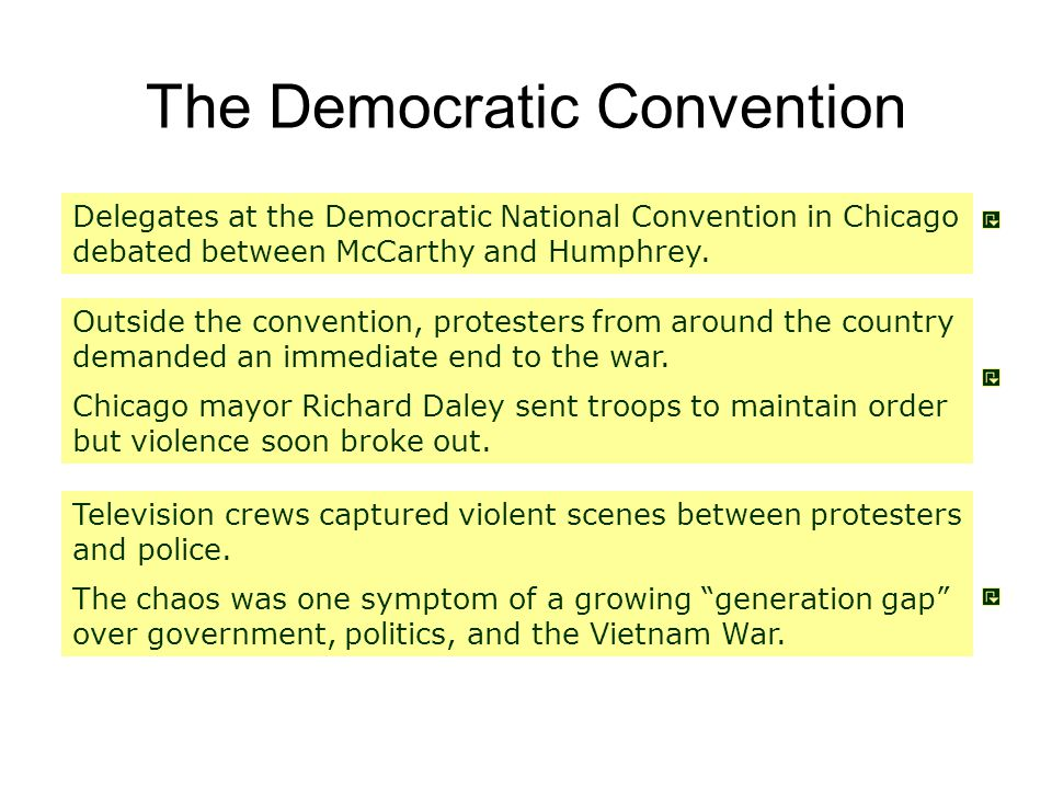 The Democratic Convention