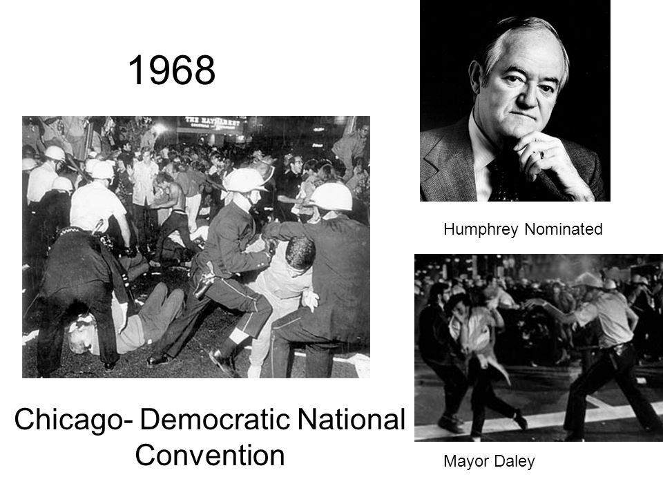 Chicago- Democratic National Convention