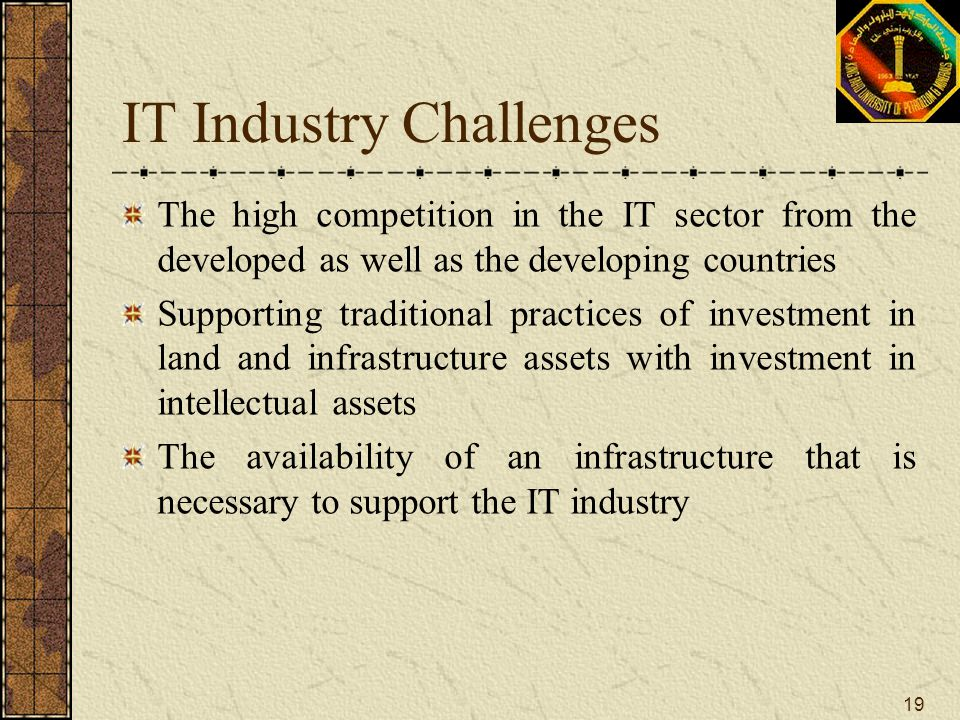 IT Industry Challenges