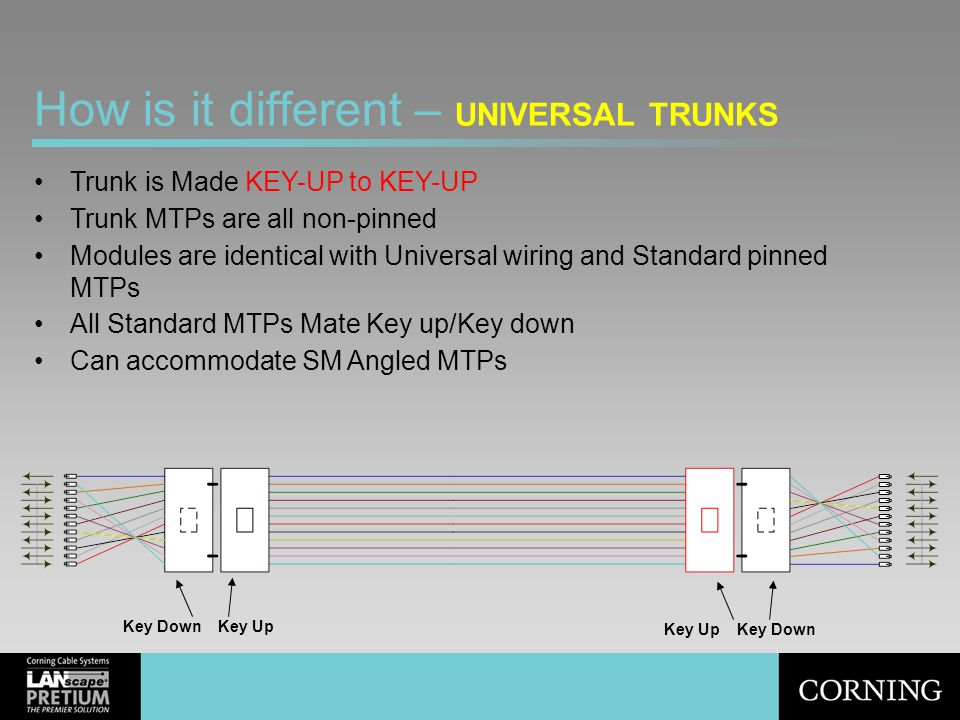 How is it different – UNIVERSAL TRUNKS