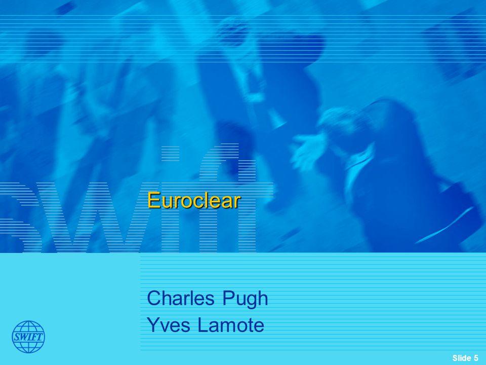 Charles Pugh Yves Lamote