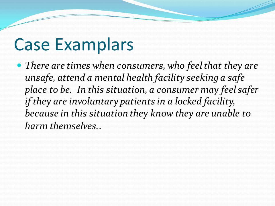 Case Examplars