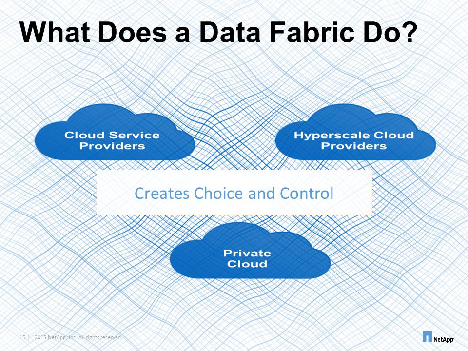 What Does a Data Fabric Do
