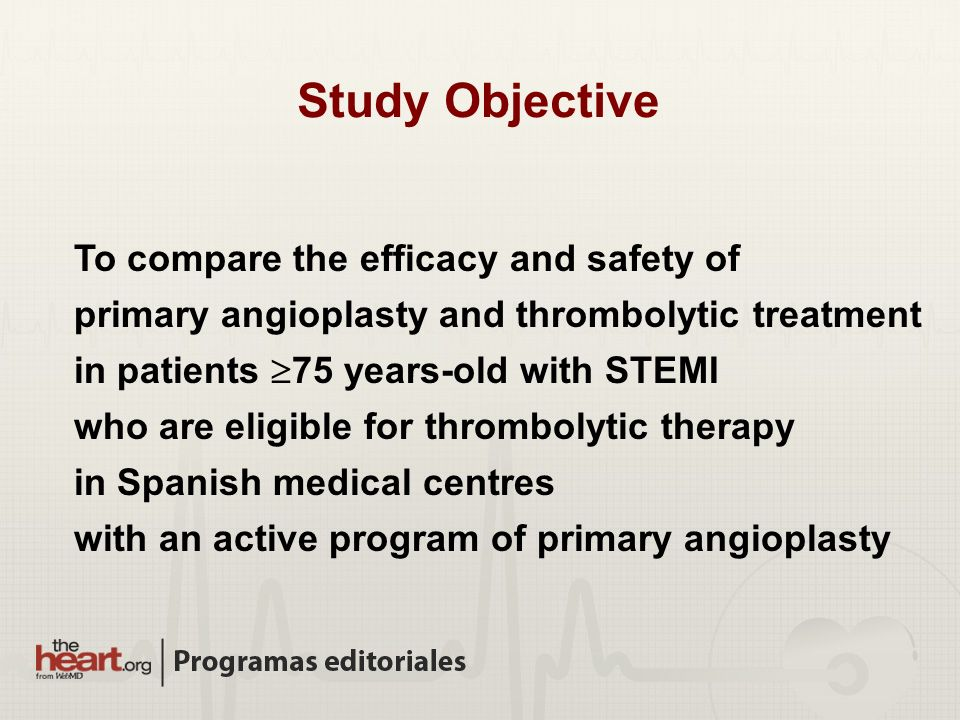 Study Objective To compare the efficacy and safety of