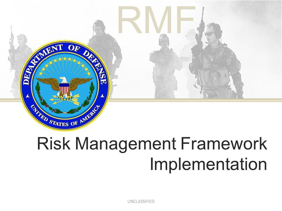 Risk Management Framework Implementation