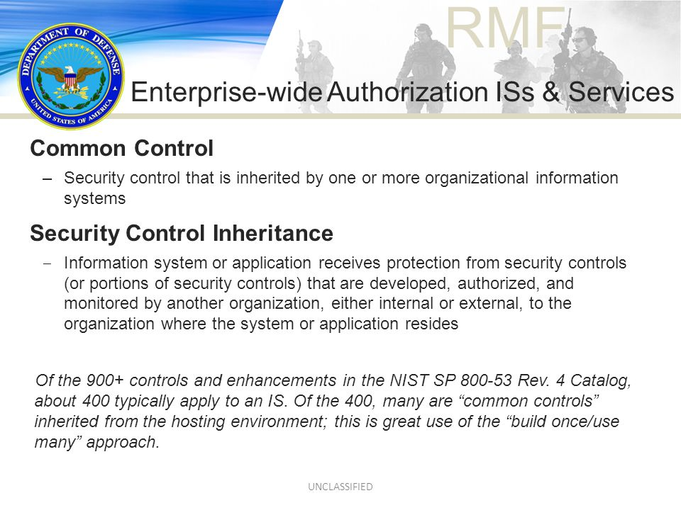 Enterprise-wide Authorization ISs & Services
