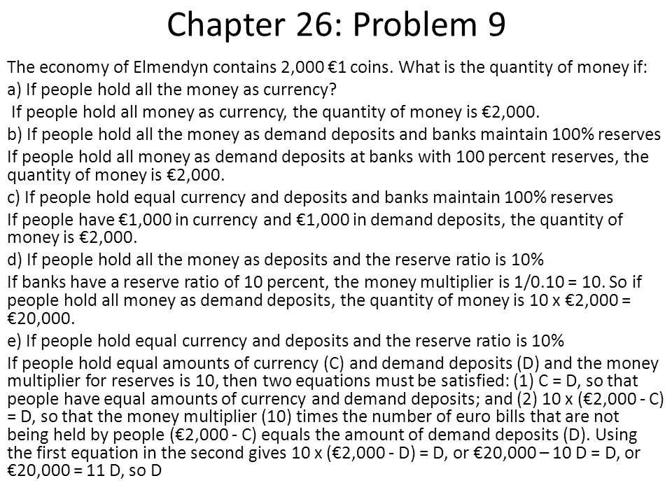 Chapter 26: Problem 9