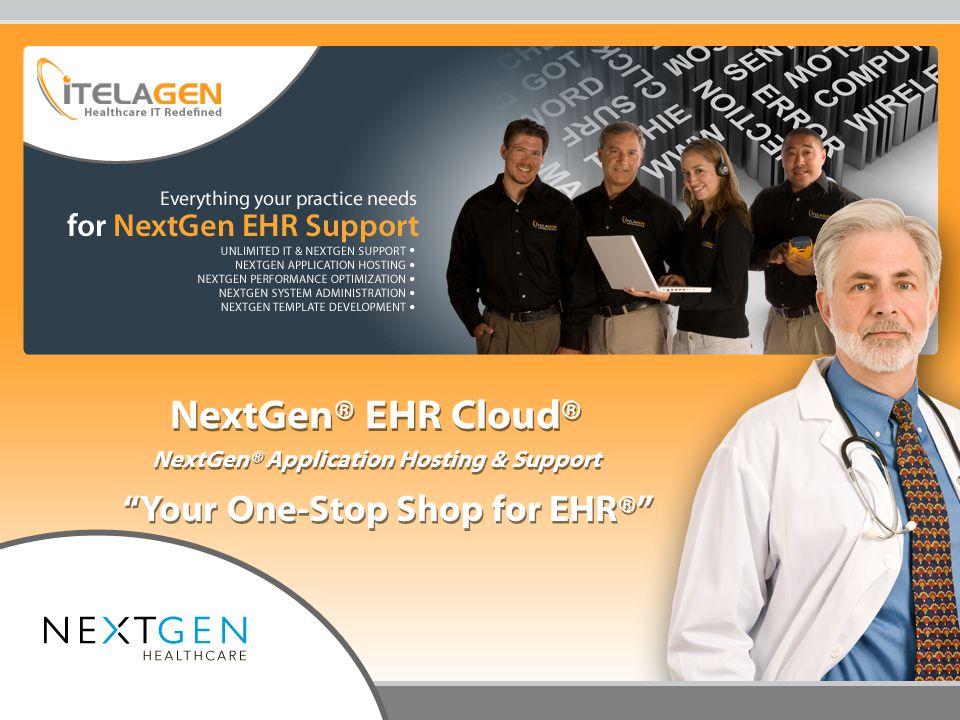 NextGen® Application Hosting & Support