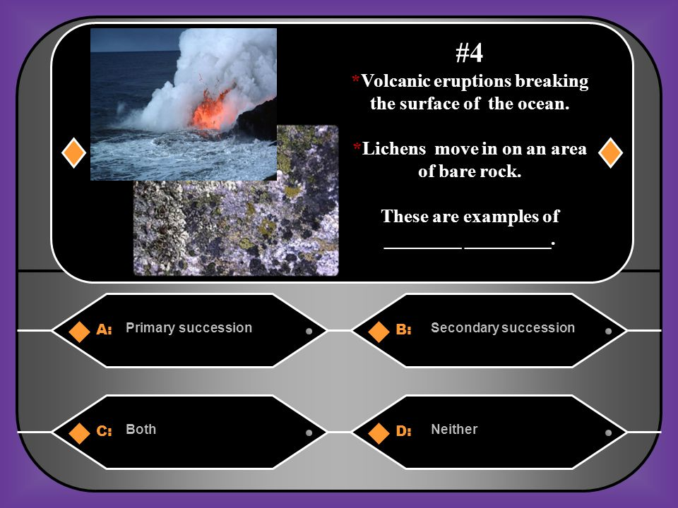 #4 *Volcanic eruptions breaking the surface of the ocean.