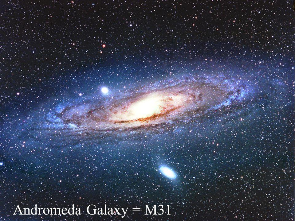 Andromeda Galaxy = M31