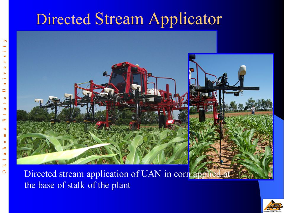 Directed Stream Applicator