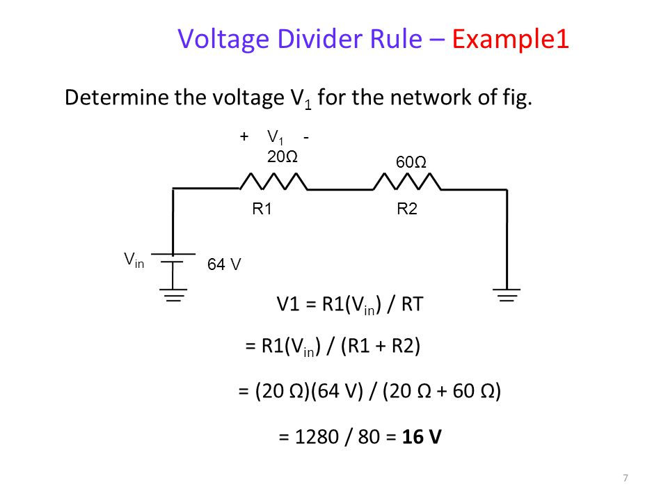 Determine the voltage V1 for the network of fig.