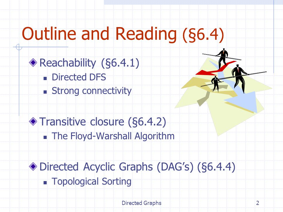 Outline and Reading (§6.4)