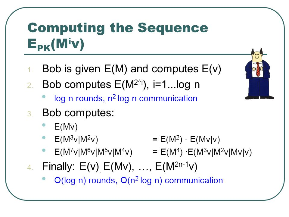 Computing the Sequence EPK(Miv)