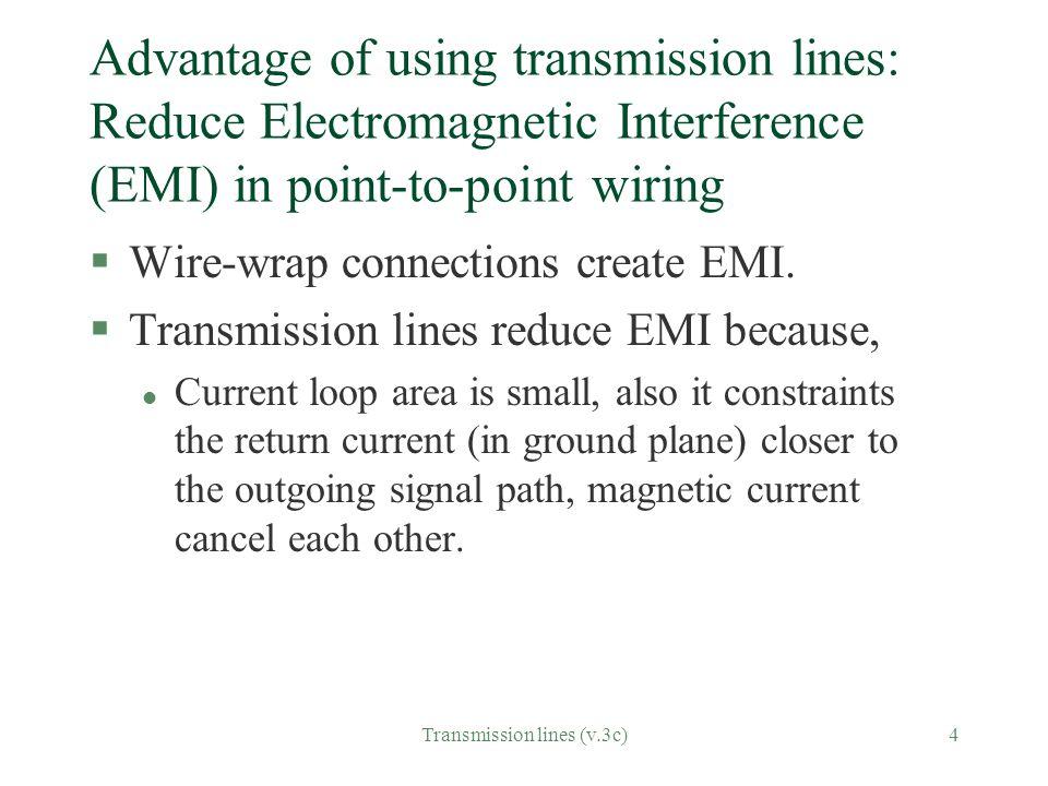 Transmission lines (v.3c)