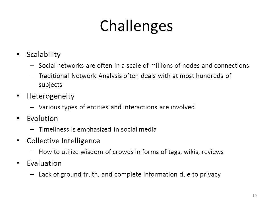 Challenges Scalability Heterogeneity Evolution Collective Intelligence