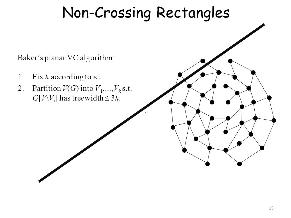 Non-Crossing Rectangles