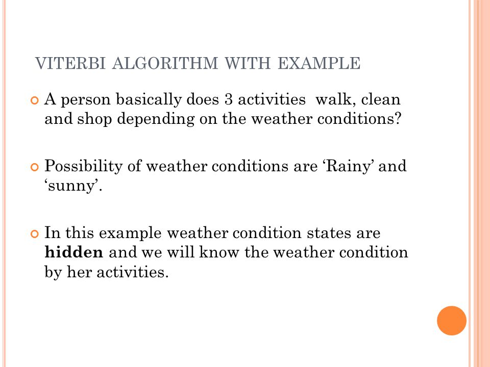 viterbi algorithm with example
