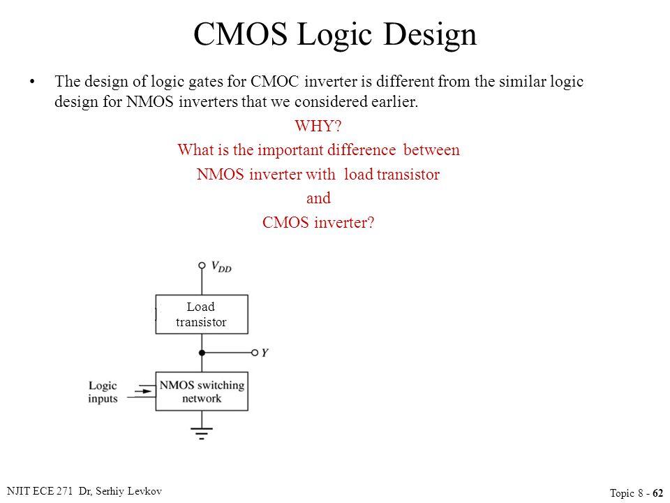 CMOS Logic Design
