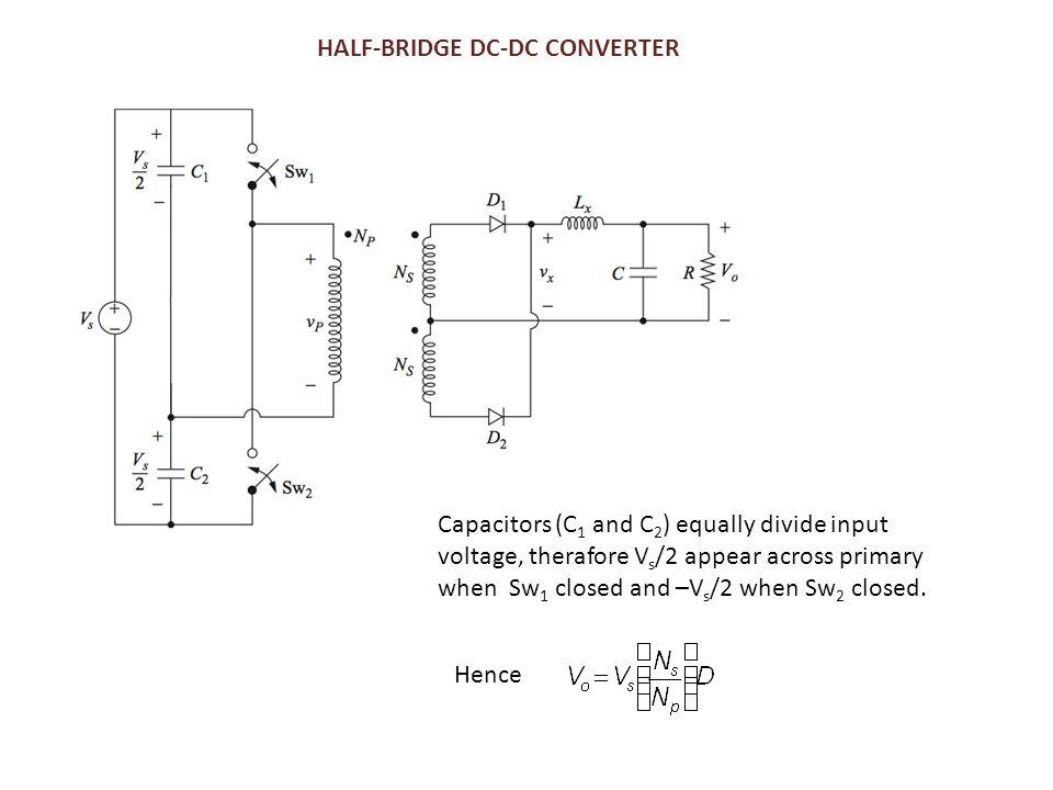 HALF-BRIDGE DC-DC CONVERTER