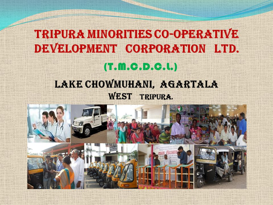 Tripura Minorities Co-Operative Development Corporation Ltd.