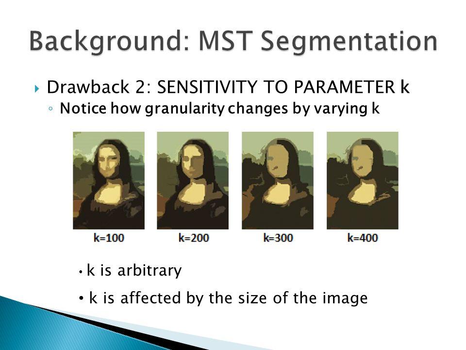 Background: MST Segmentation