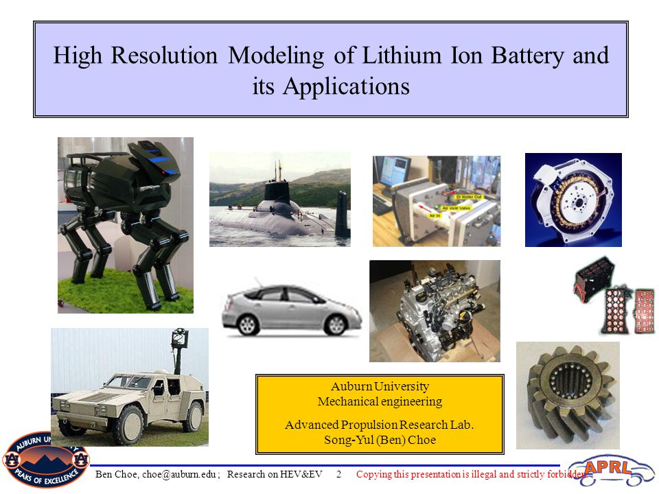 High Resolution Modeling of Lithium Ion Battery and its Applications