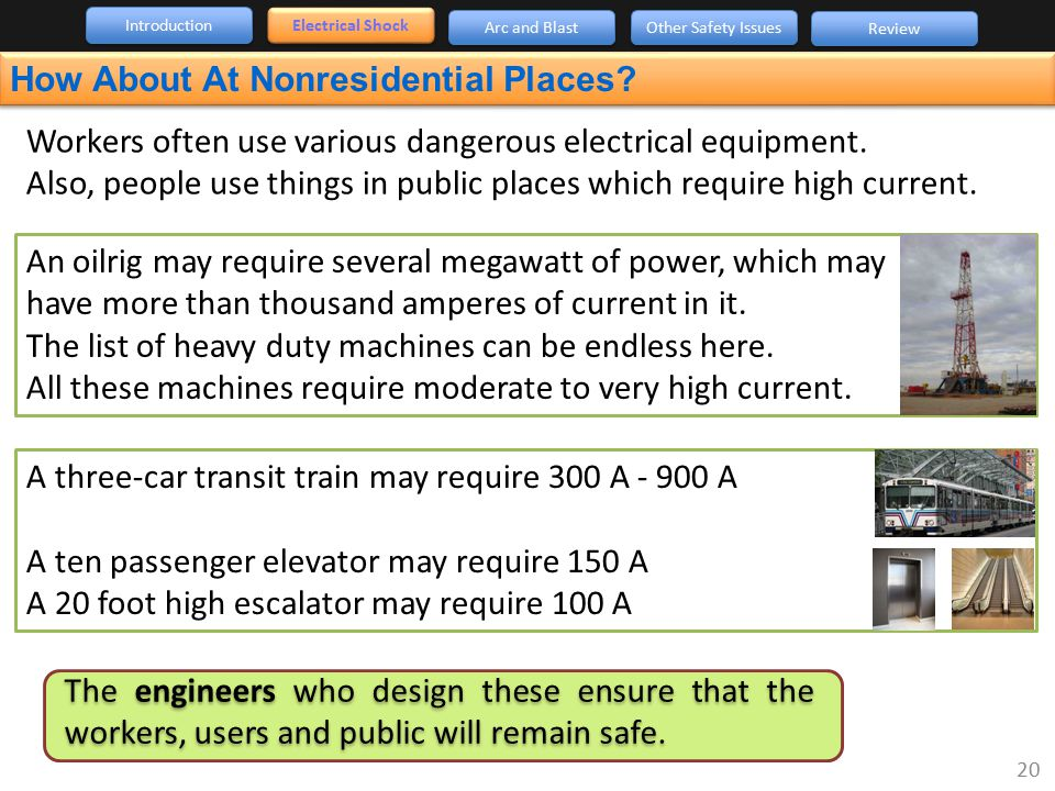 How About At Nonresidential Places