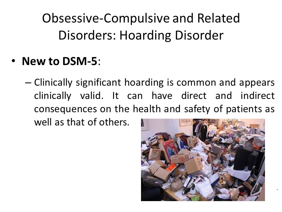 an overview of obsessive compulsive disorder Obsessive-compulsive disorder is a type of mental illness binge eating disorder: an overview webmd does not provide medical advice.