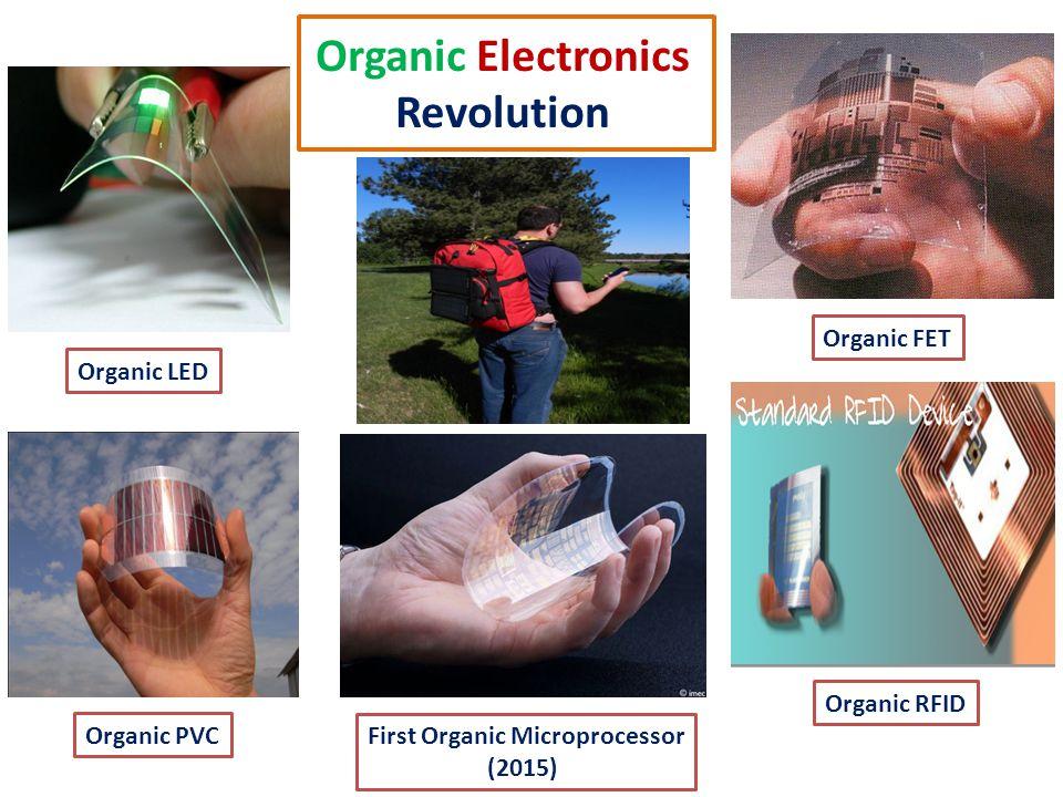 Organic Electronics Revolution