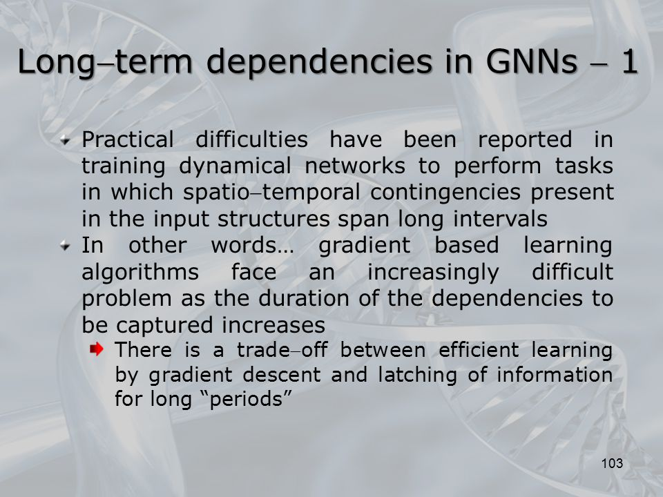 Longterm dependencies in GNNs  1