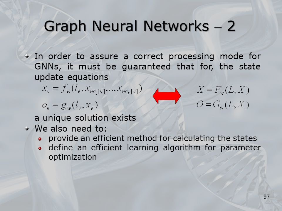Graph Neural Networks  2