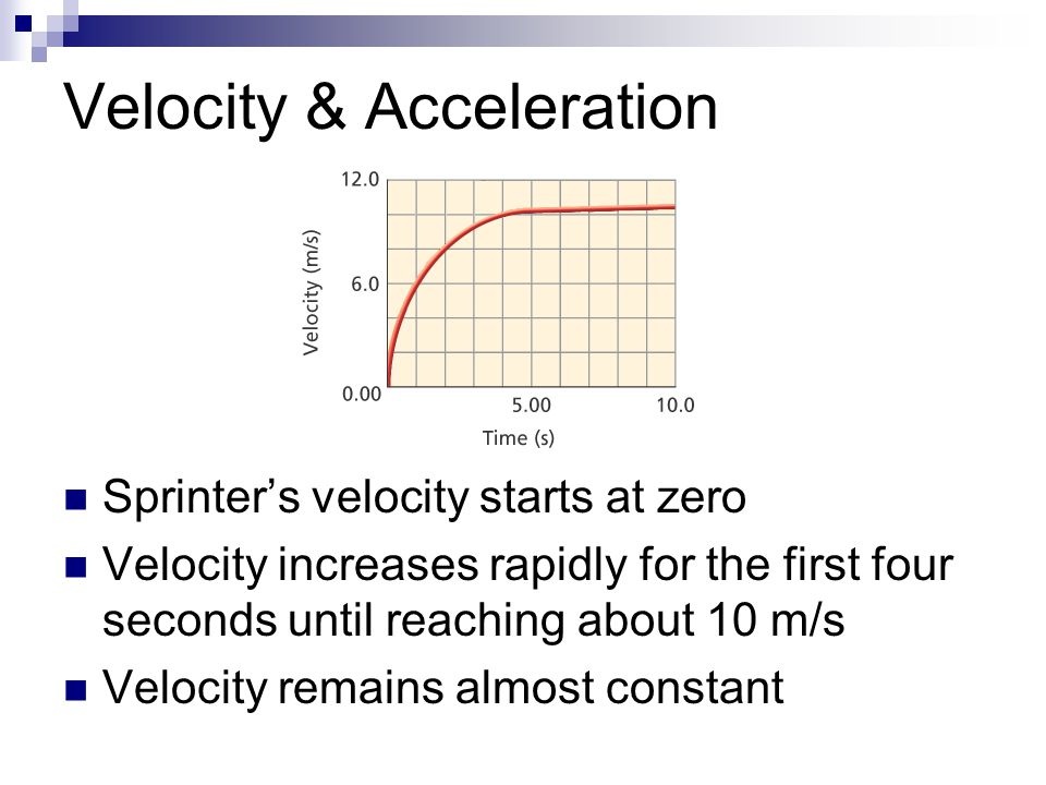 how to find time using acceleration and velocity