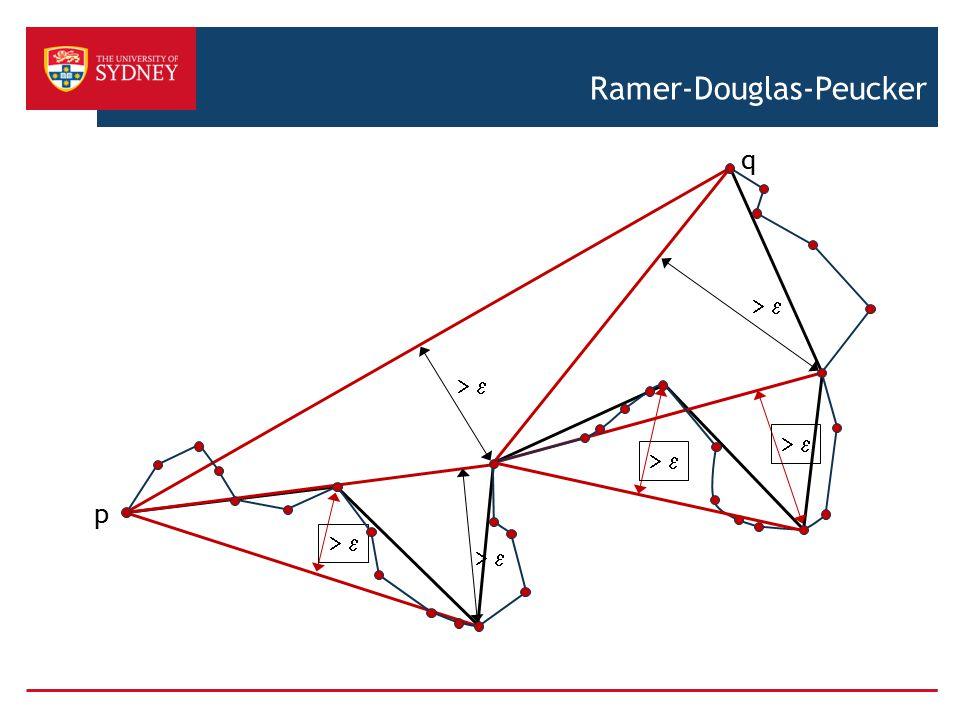 Ramer-Douglas-Peucker