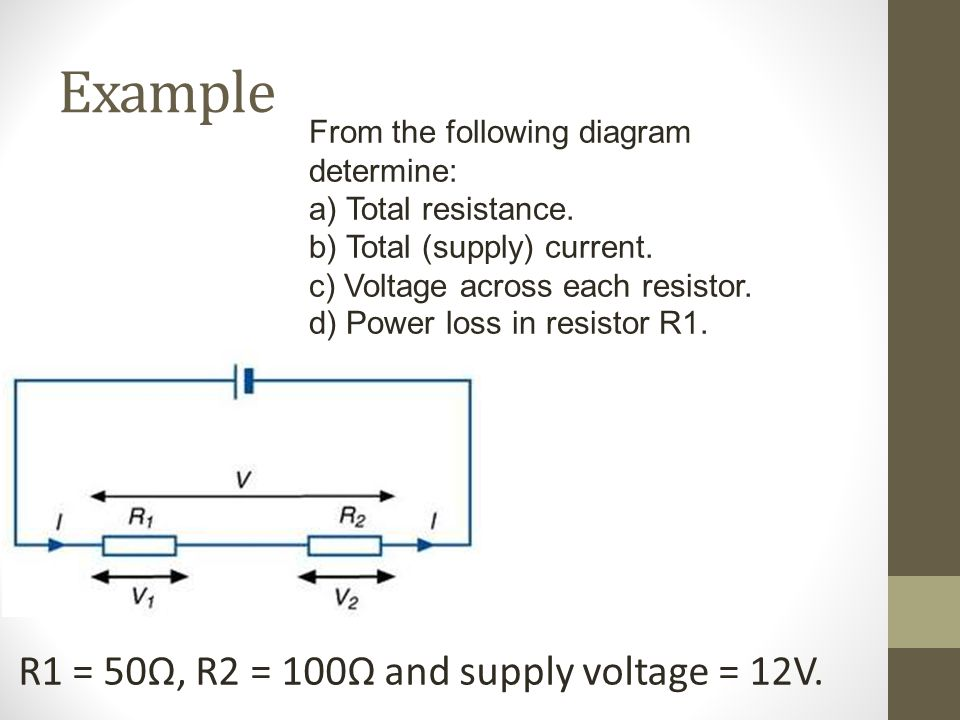 Circuit Electricity Ppt Download