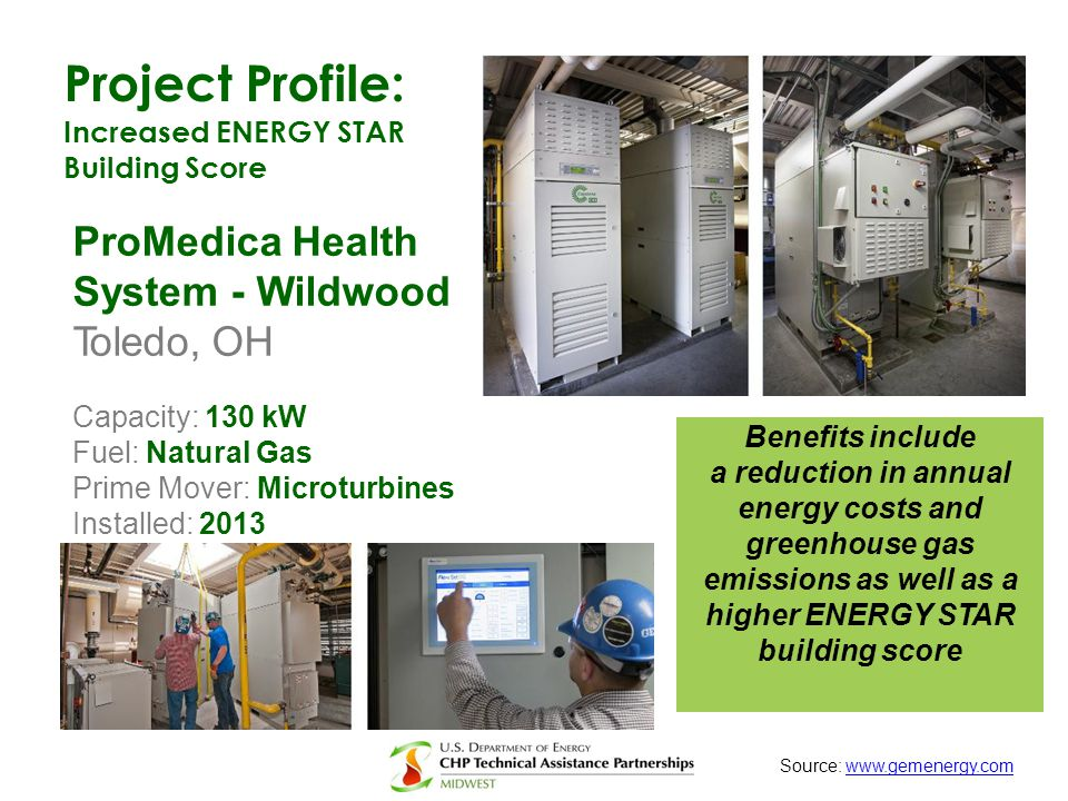 Project Profile: ProMedica Health System - Wildwood Toledo, OH