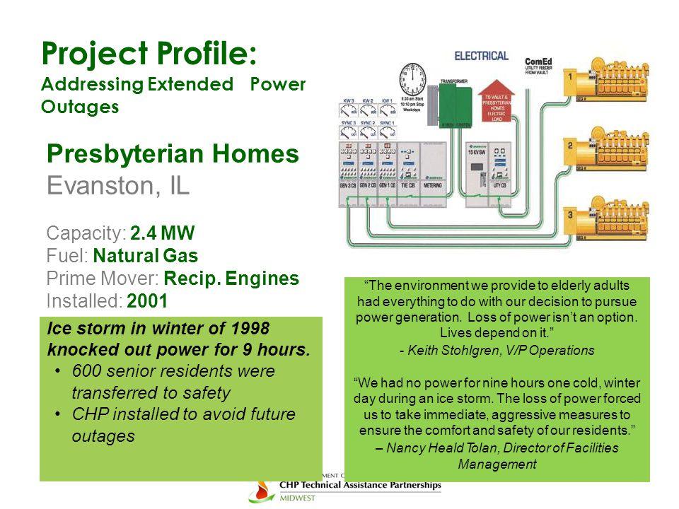 Project Profile: Presbyterian Homes Evanston, IL
