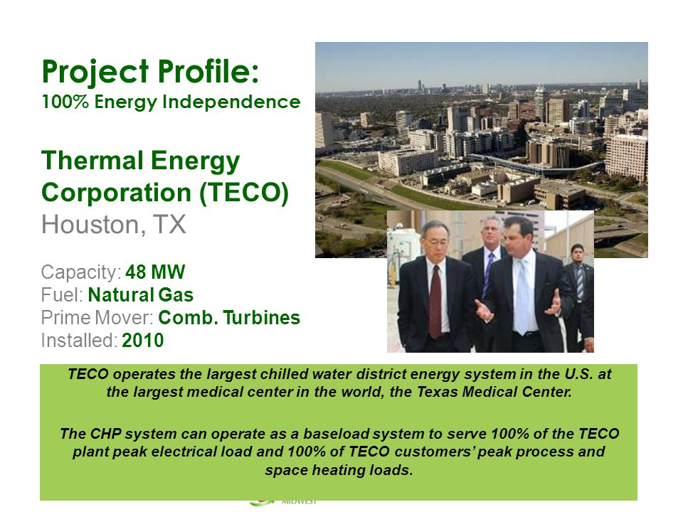 Project Profile: 100% Energy Independence